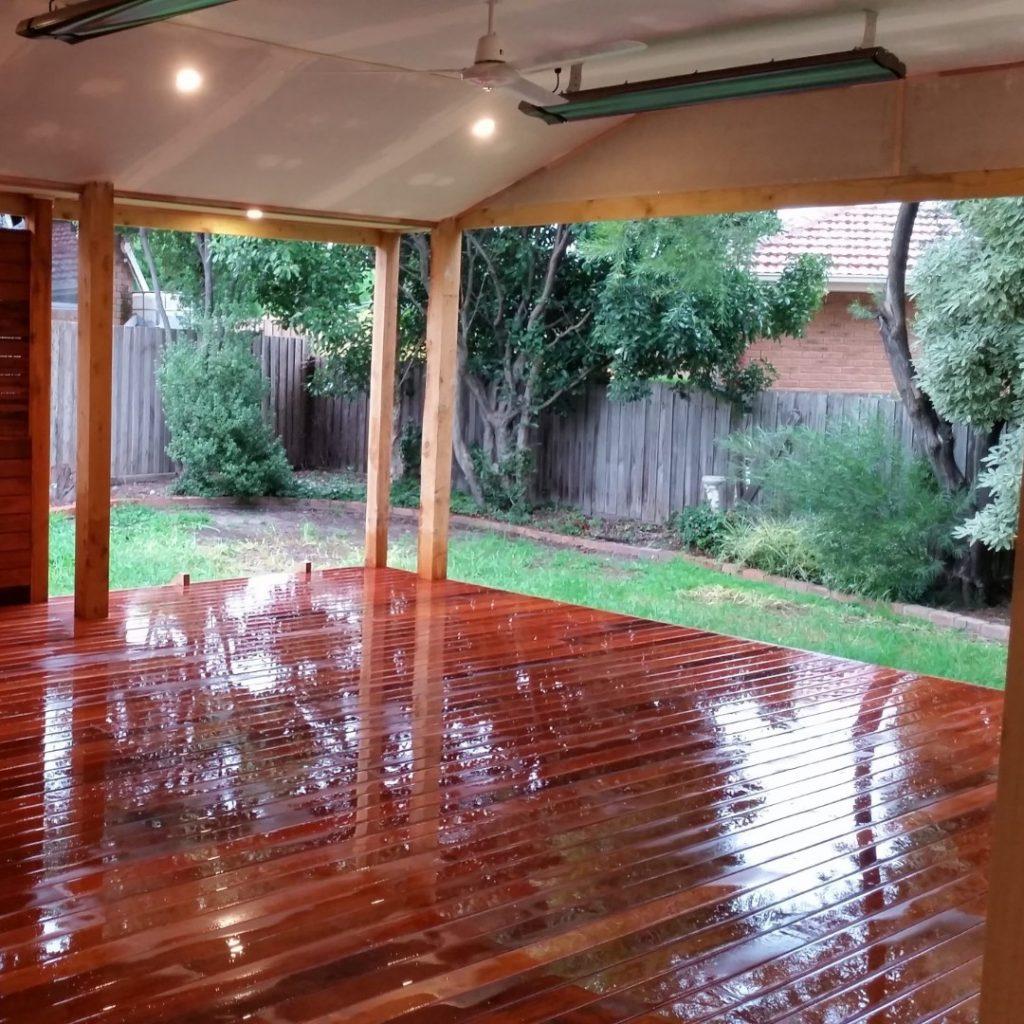 Melbourne Renovations Deck
